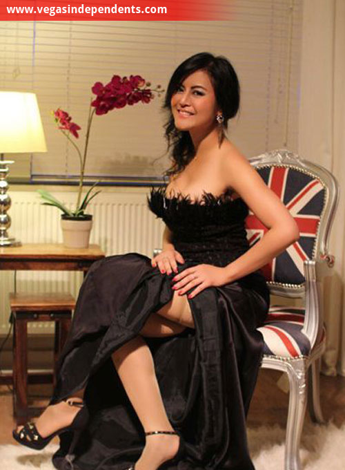Independent Asian escort Kumi from Las Vegas
