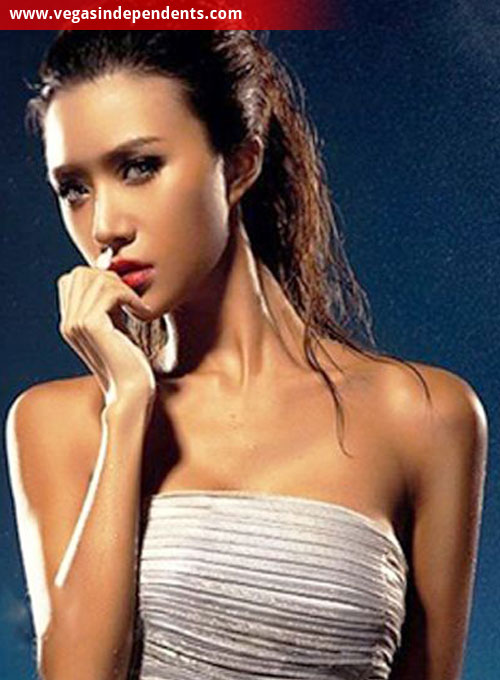 Independent Asian escort Cici from Las Vegas