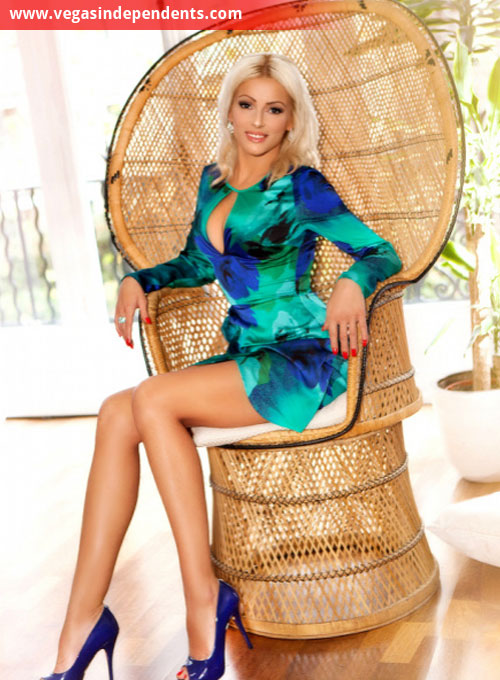 Micah - blonde independent escort in Las Vegas